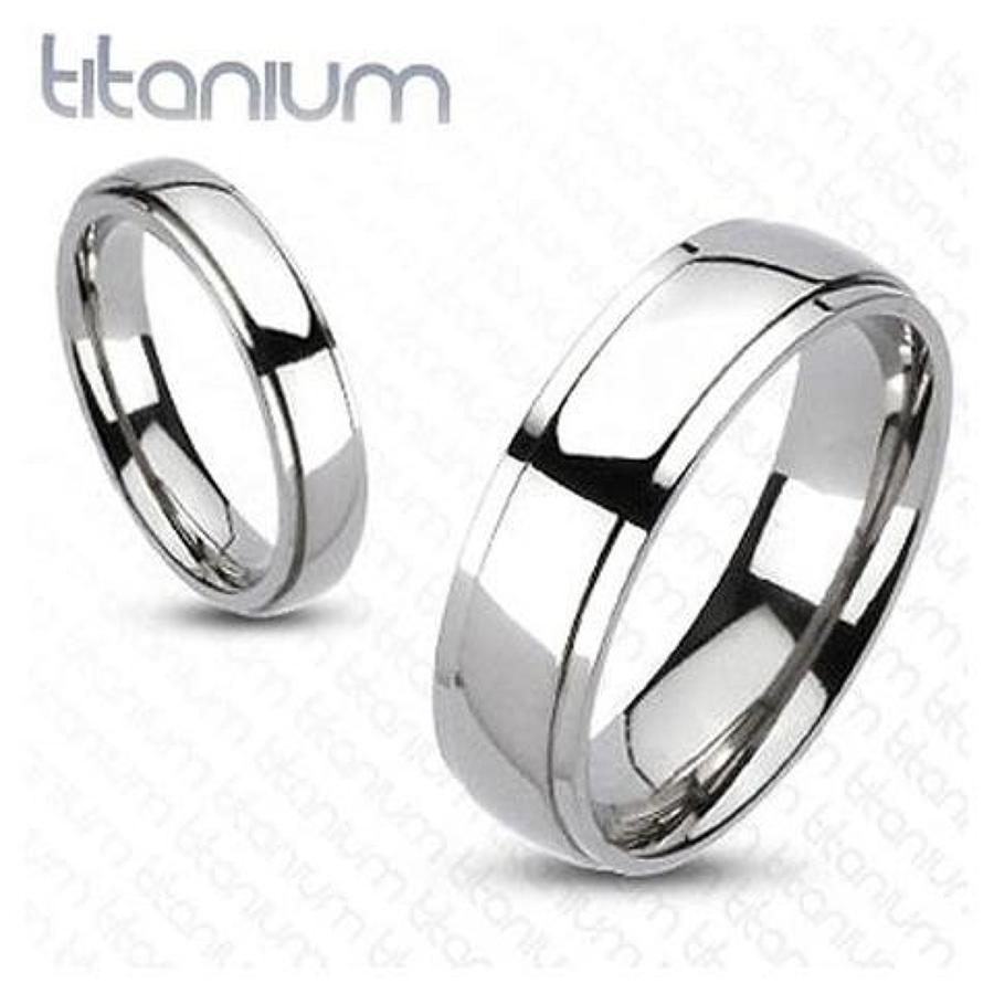 Gents Titanium Wedding Rings