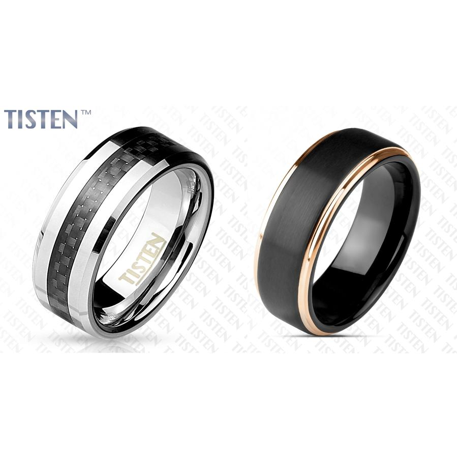 Gents Tisten Wedding Rings