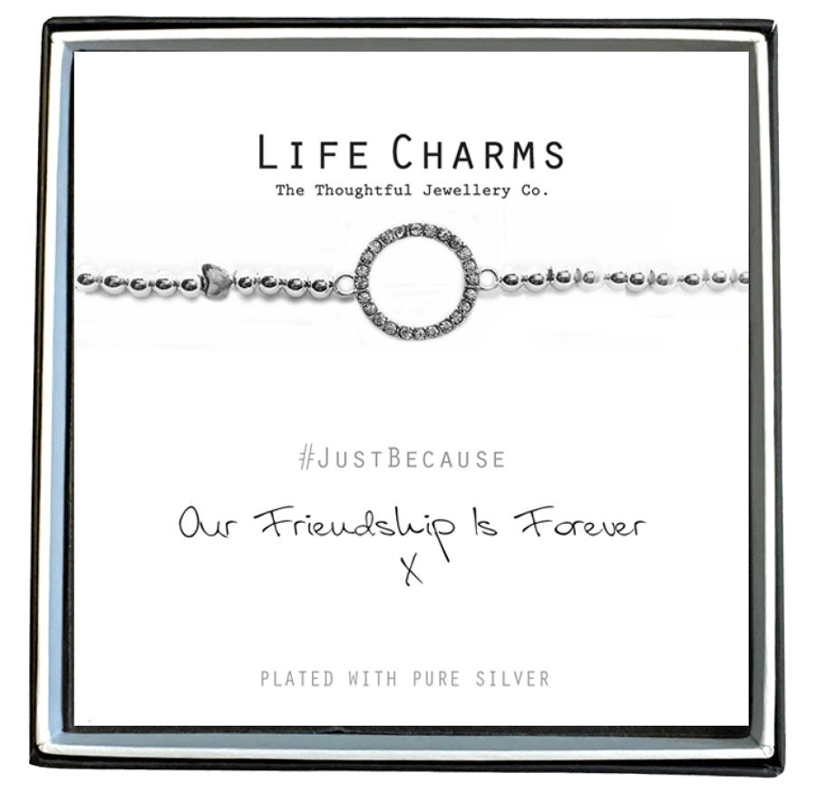 Our Friendship Is Forever Bracelet
