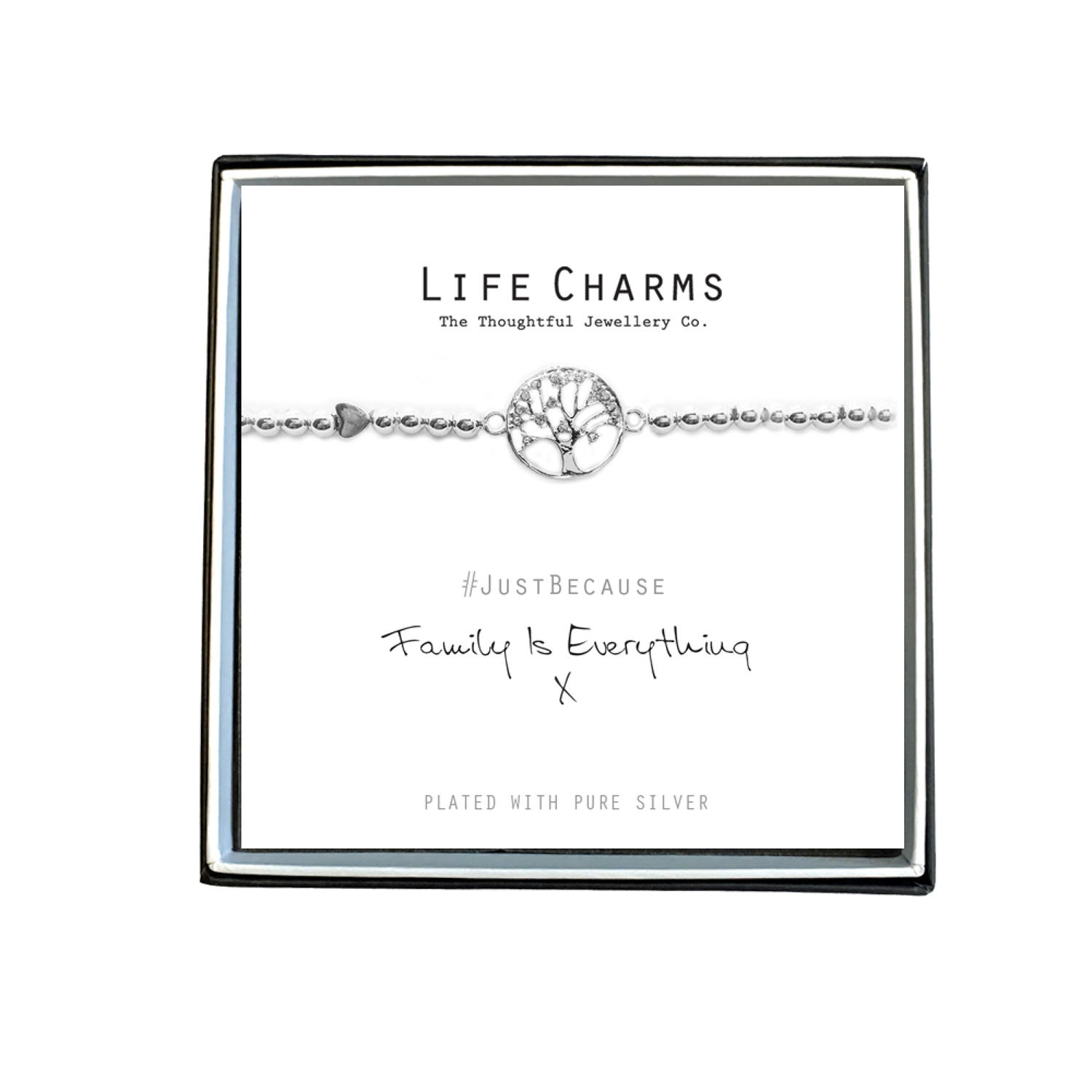 Family Is Everything Bracelet