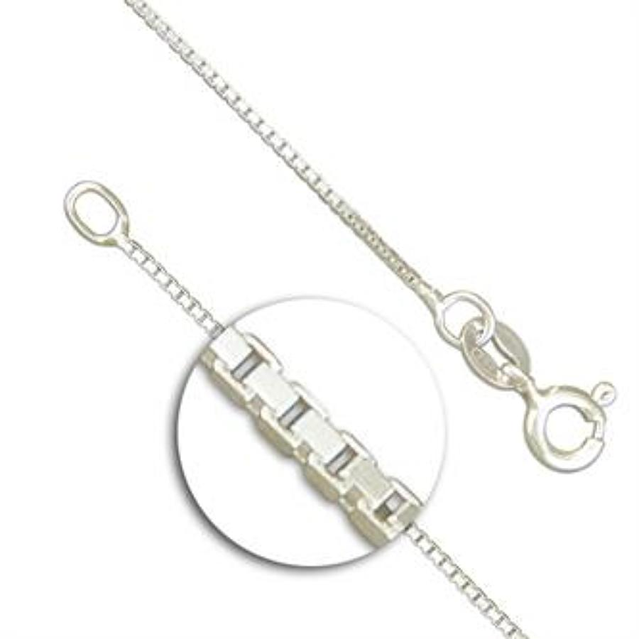 Diamond Cut Box Chain