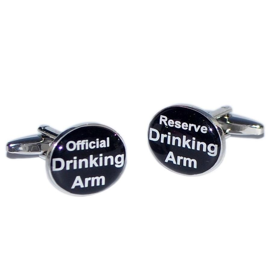 Official Drinking Arm/Reserve Drinking Arm Cufflinks