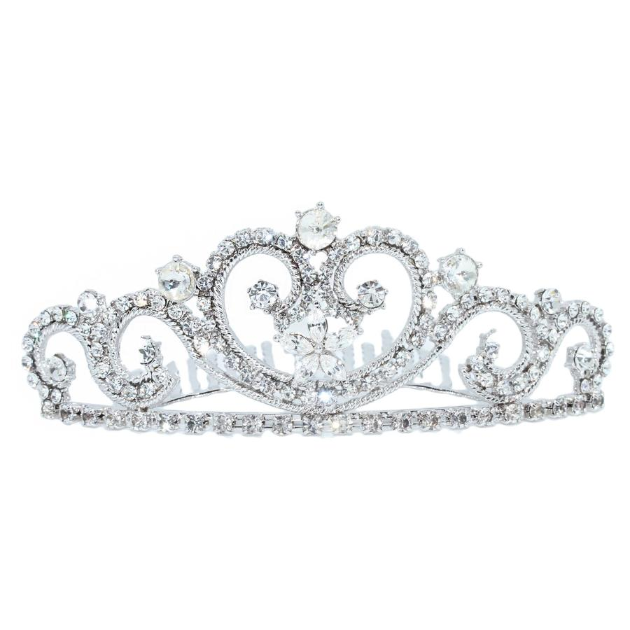 Crystal Mini Princess Tiara