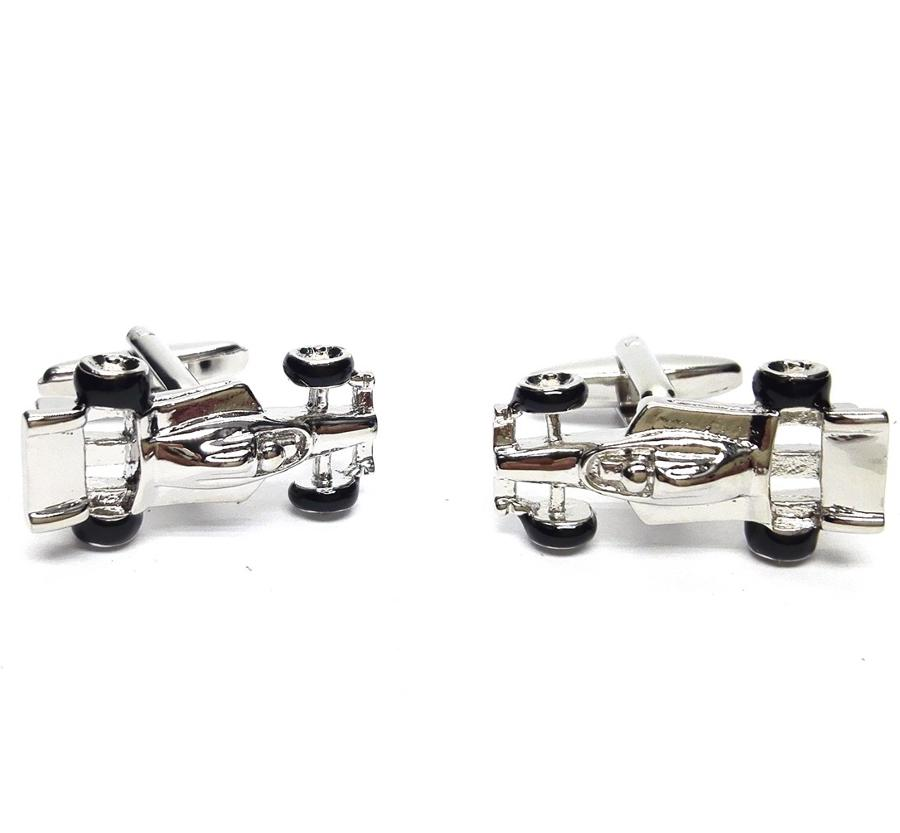 Motor Racing Car F1 Cufflinks