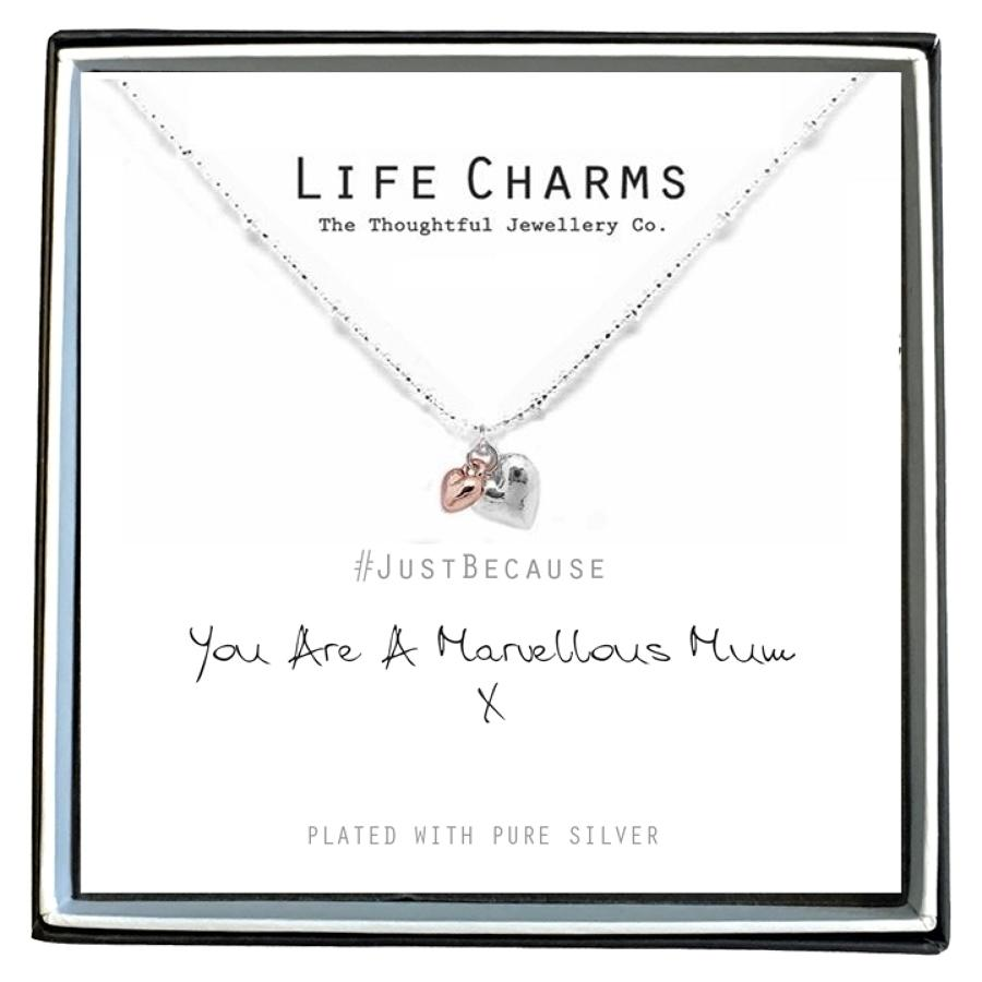 You Are A Marvellous Mum Necklace