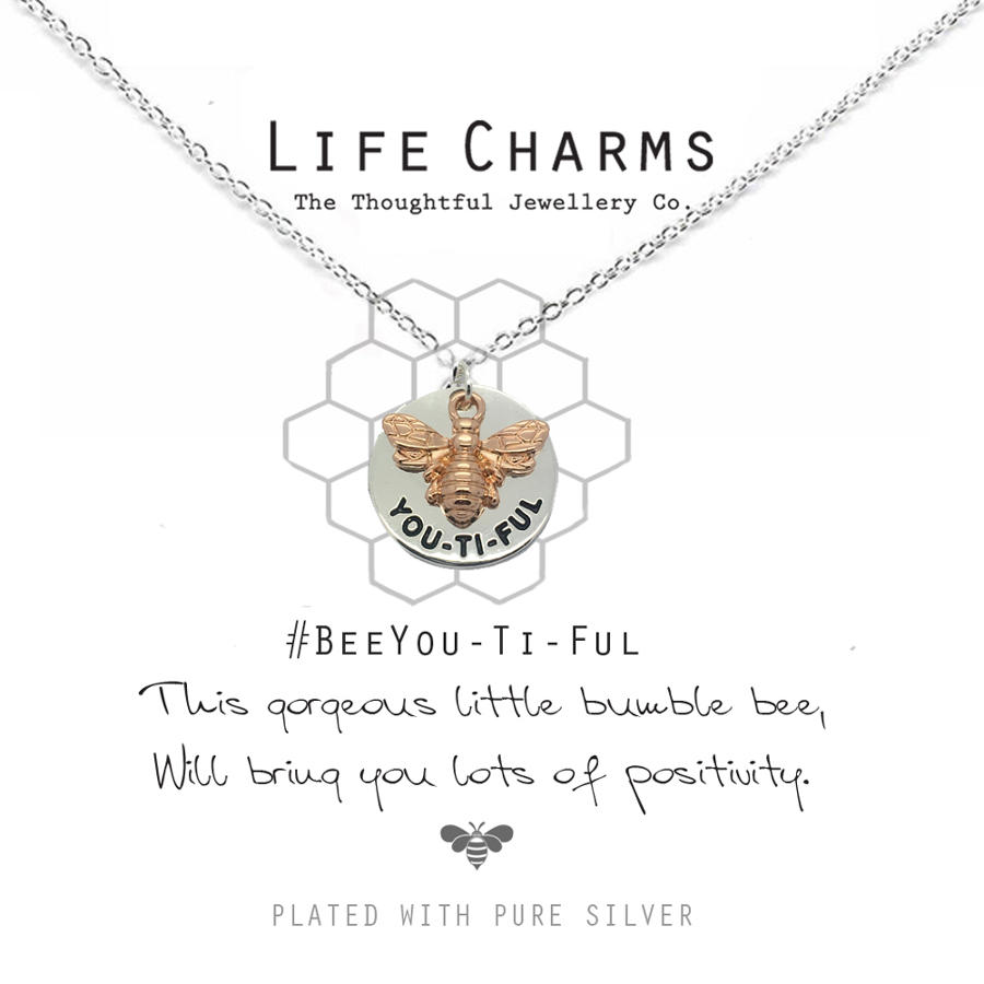 Bee You Ti Ful Necklace