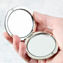 Bridesmaid Round Compact Mirror - picture 3