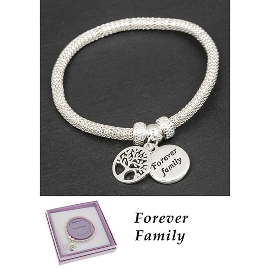 Forever Family Tree Of Life Bracelet