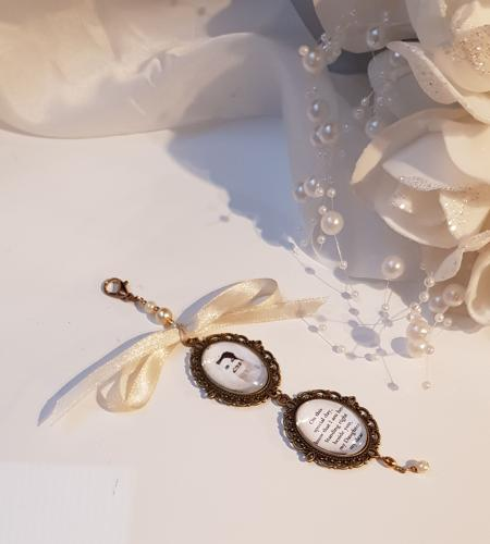 Wedding Bouquet Memory Charm