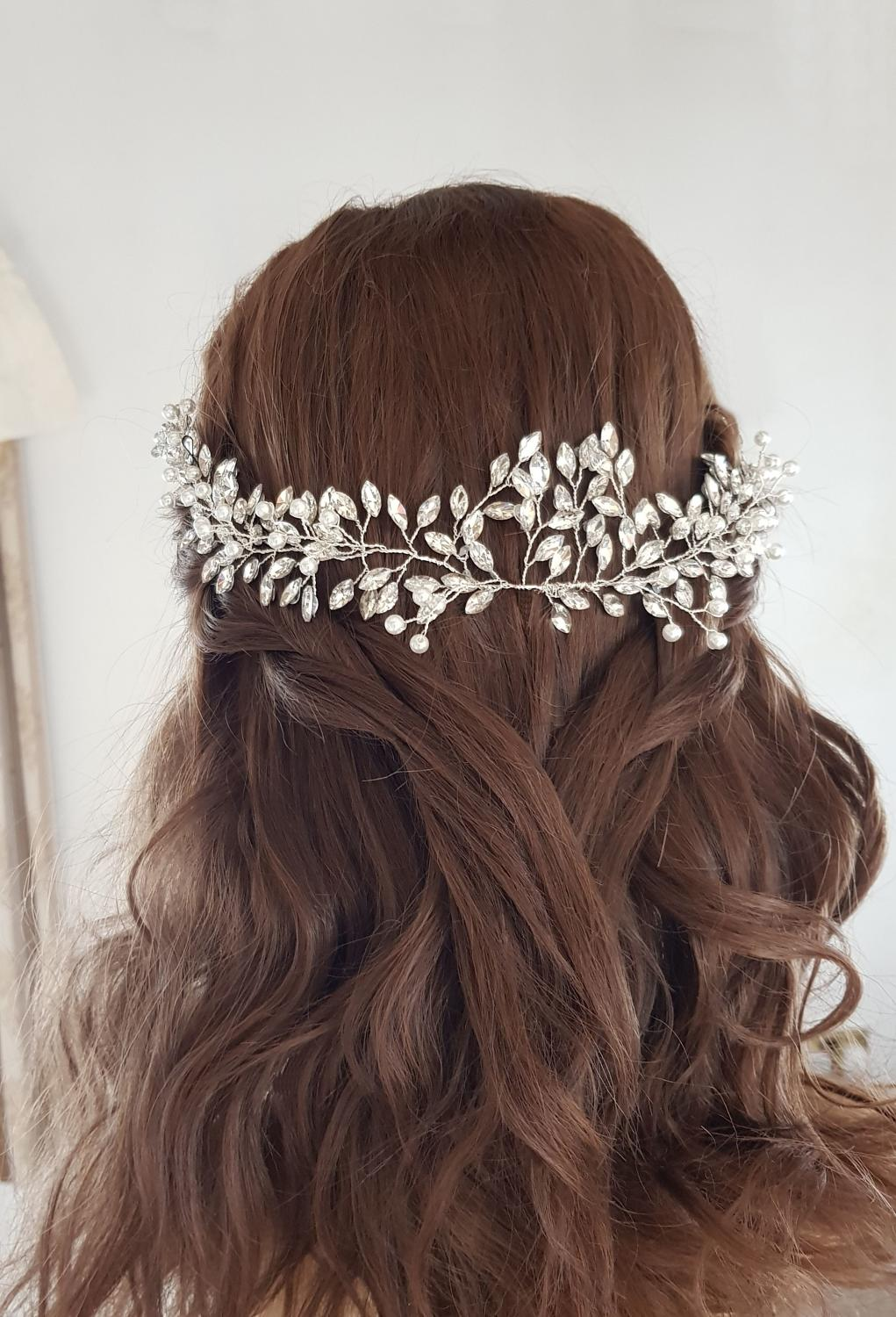 Crystal Hair Vine